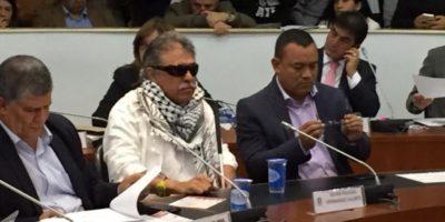 Queja contra Presidente de Comisión que levantó sesión por Santrich