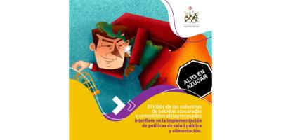 Estudio analiza lobbies de la industria contra el etiquetado de alimentos en América Latina