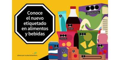 Sellos de advertencia en comida chatarra servirían en Colombia